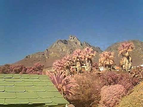 Timelapse Video – Table Mountain – 13/09/2010