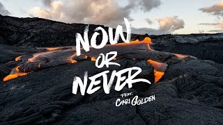 Chus & Ceballos, Rafa Barrios Ft. Cari Golden - Now or Never - Official Video