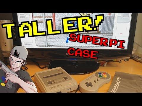 CONSTRUIR UNA SNES MINI!! || Taller: RetroFlag SuperPi Case