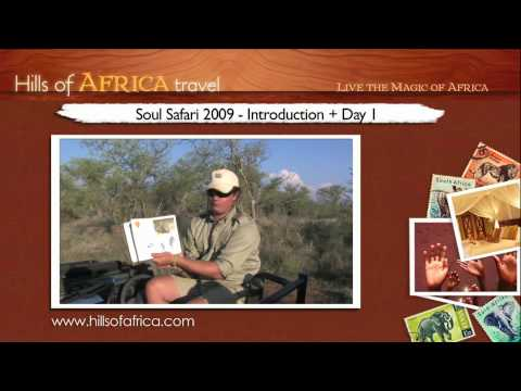Soul Safari 2009 with Ainslie MacLeod – Introduction + Day 1