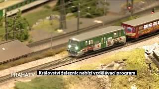 Království železnic pomáhá propagovat výhody integrované dopravy