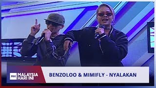 Benzoloo & Mimifly - Nyalakan  | MHI (15 April 2019)