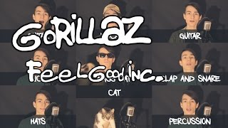 Gorillaz - Feel Good inc. (acapella cover by Dmitry Klimov)