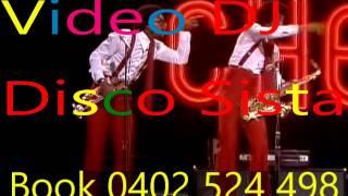 70s Retro VDJ Disco Sista
