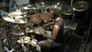 "Drumcover: Linkin Park ""Hit the Floor"""