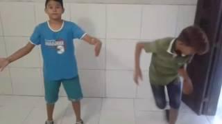 Mc lan e mc wm - Grave faz Bum / Primeiro vídeo do Canal Coreografia