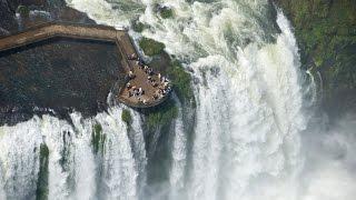 Aproveite as férias para conhecer Foz do Iguaçu