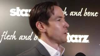 STARZ Flesh & Bone Interview with Sascha Radetsky