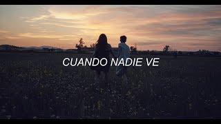 Morat - Cuando Nadie Ve - (Letra)