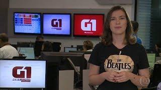 [Full HD] Estreia do G1 em 1 Minuto Pernambuco - TV Globo Recife
