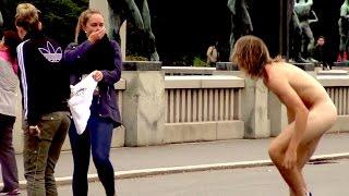 VIDEO. Cea mai curajoasa metoda de agatat femei