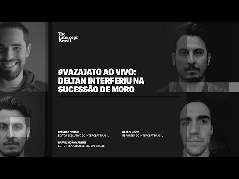 #VazaJato Ao vivo: áudios revelam que Deltan interferiu na sucessão de Sergio Moro