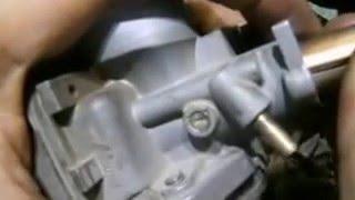 SISWA SMK PRAKTEK OTOMOTIF  PEMASANGAN KARBU MOTOR SEMPURNA