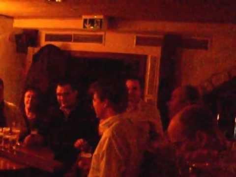 Ночь в сельском немецком баре