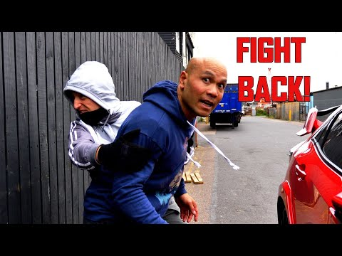 Surprise attack how to fight back | Master Wong