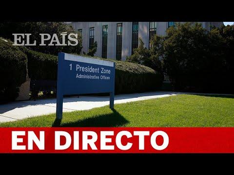 #DIRECTO | PARTE MÉDICO sobre el estado de salud de DONALD TRUMP