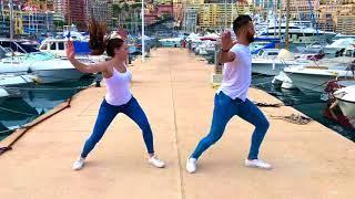 "Mafiosa - Lartiste feat Caroliina | Dance Fitness By ""Mike"" & ""Meigge"""