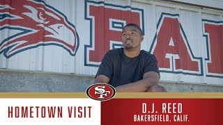 Touring D.J. Reed's Hometown of Bakersfield, CA