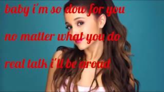 Ariana Grande Baby I letra