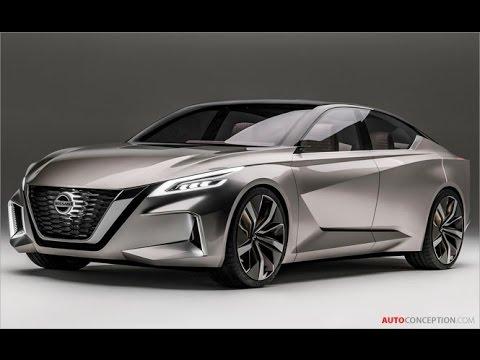 Car Design: 2017 Nissan Vmotion 2.0 Concept
