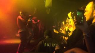 Rae Sremmurd Blase Live Trabendo 02.12.2015