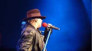 GUNS N' ROSES LIVE@ZEPP TOKYO : Used To Love Her