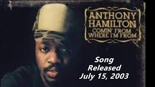 Anthony Hamilton - Coming Where I'm From - 2003