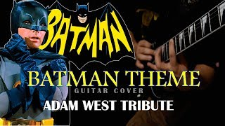 Batman Theme Cover - Adam West Tribute