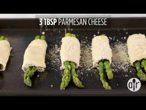 How to Make Asparagus Roll Ups   Appetizer Recipes   Allrecipes.com