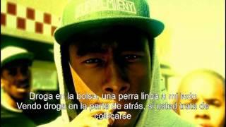 Tyler, The Creator - Garbage (Subtitulado Español) GTA V
