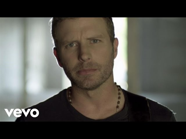 Videoclip de Dierks Bentley - I Hold On