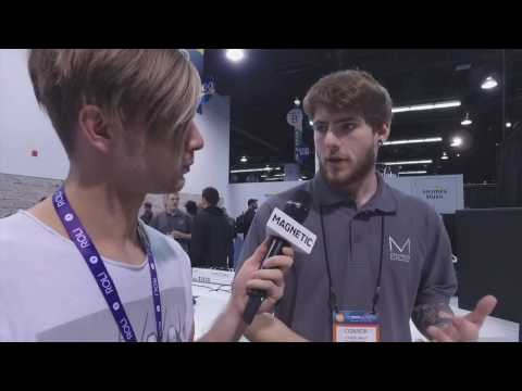 NAMM 2017 - Modal Electronics Modular Synth