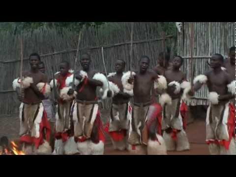 Afrique du sud les traditions du peuple Zoulou