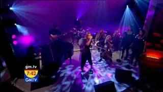 Leona Lewis (Live MTV 2008) Better in time