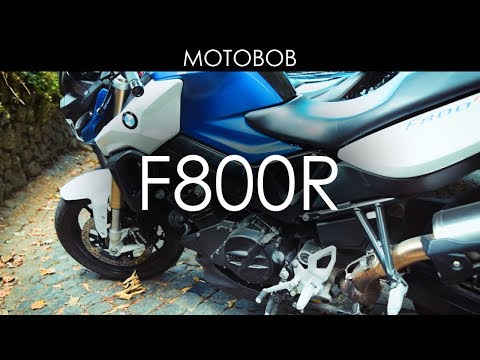 BMW F800R Ride & Review (2015-2017)