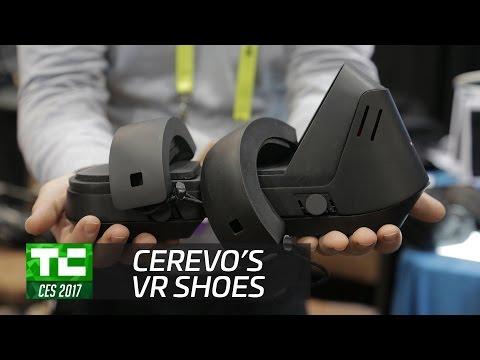 Cerevo VR at CES 2017