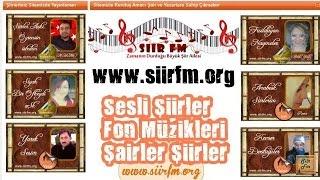 Dini Fon Şu Benim Divane Gönlüm Enstrümantal Fon Müzikler www siirfm org