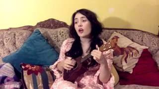 Where the shy little Violets grow - Tatiana Eva-Marie