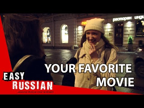 Which movie is your favourite? | Easy Russian 55 photo