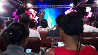 Mwalimu Stano Live On Stage