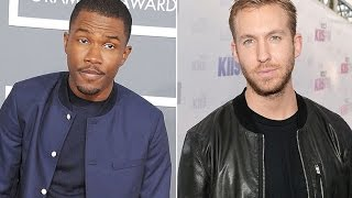 Frank Ocean feat. Calvin Harris New Song