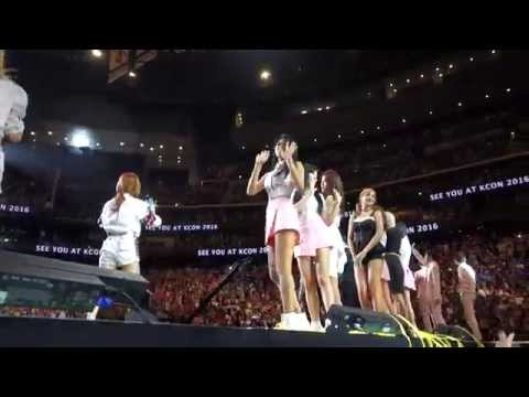 Download Video KCON NY 2015 - Ending - AOA, Girls' Generation (1080p 60fps)