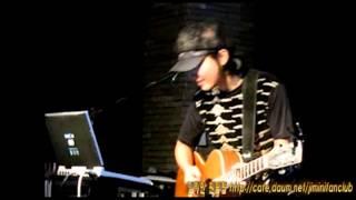 통기타 라이브가수 강지민 - 거짓말 (조항조)