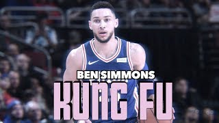 BEN SIMMONS KUNG FU YBN CORDAE NBA MIX HD