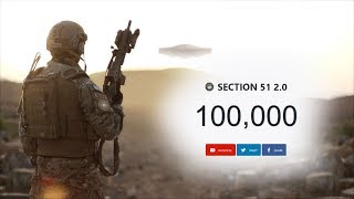 ► SECTION 51 SUBSCRIBER COUNTDOWN ◀ 100,000 SUBS ! THANK YOU !
