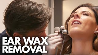 MEDICAL EAR WAX EXTRACTION (Beauty Trippin)