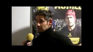 USC TV : Alexandre JAFFRES après AURILLAC.