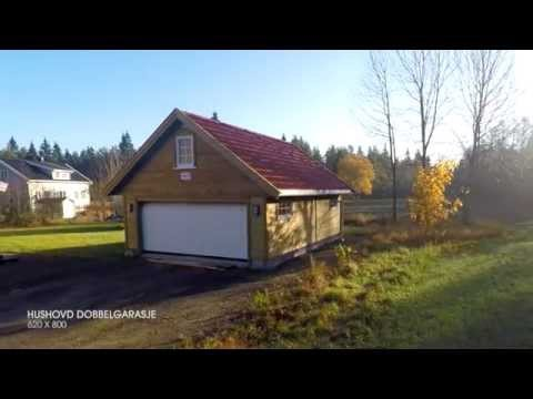 Igland Garasjen presenterer Hushovd Dobbelgarasje