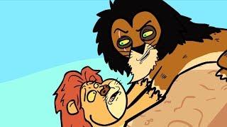 La morte divertente di Mufasa