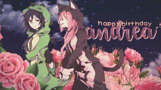 Be Mean MEP | Happy Birthday Andrea ♡